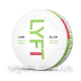 LYFT Lime Strong Slim