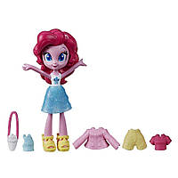 Пони из Эквестрии Пинки Пай Модный отряд 7 аксессуаров Pinkie Pie Hasbro E9251