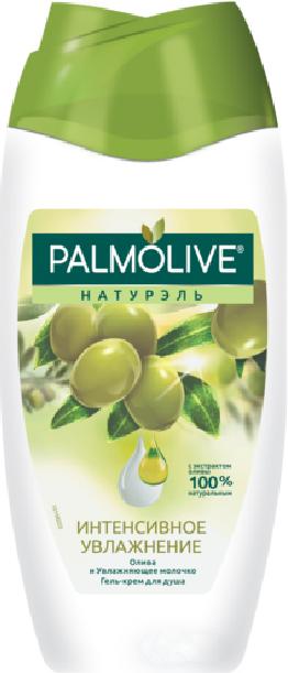 """Крем-гель для душа Palmolive """"Оливковое молочко"""" (250мл.)"""