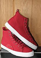 Кеды Guess Red multi fabric Perio 42