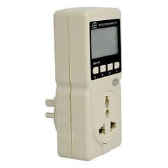 Измеритель потребления электроэнергии (ваттметр) 10A  BENETECH GM86