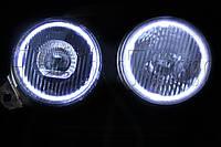 """BMW 3 (E30) - установка би-ксеноновых линз Moonlight 1,8"""", в фары"""