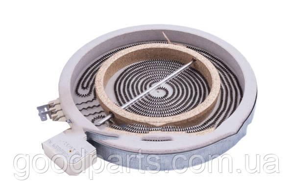 Конфорка стеклокерам. поверхности 1800/750W Whirlpool
