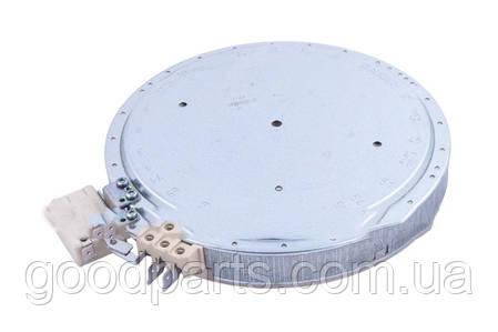 Конфорка стеклокерам. поверхности 1800/750W Whirlpool, фото 2