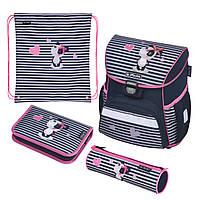 50020492 Ранец школьный укомплектованный Herlitz LOOP PLUS Sweety Panda