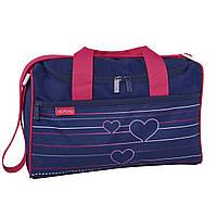 50021871 Сумка спортивная Herlitz Sportbag XL Heartbeat Сердце
