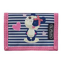 50021369P Кошелек детский Herlitz Portmone Sweety Panda