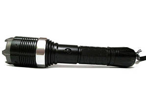 Электрошокер-фонарь с линзой ZZ-8810