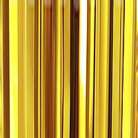 Декор для фотозон Штора дождик золото Сатин