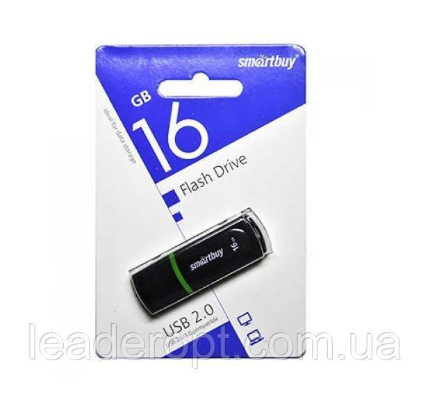 ОПТ USB Флешка Smartbuy 16GB USB Flash Drive Мікс