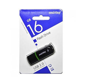 [ОПТ] USB Флешка Smartbuy 16GB USB Flash Drive Микс