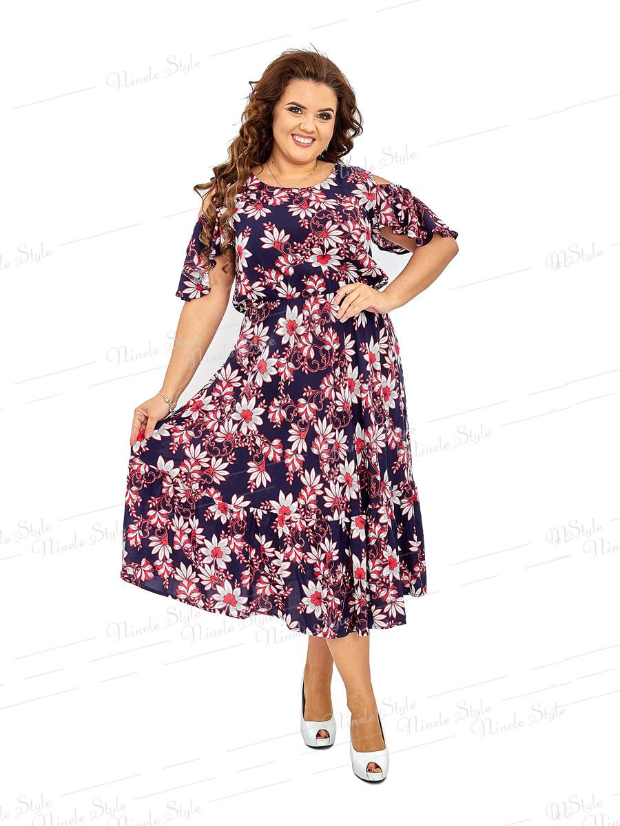 Повседневное женское платье 424 52