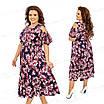 Повседневное женское платье 424 52, фото 4