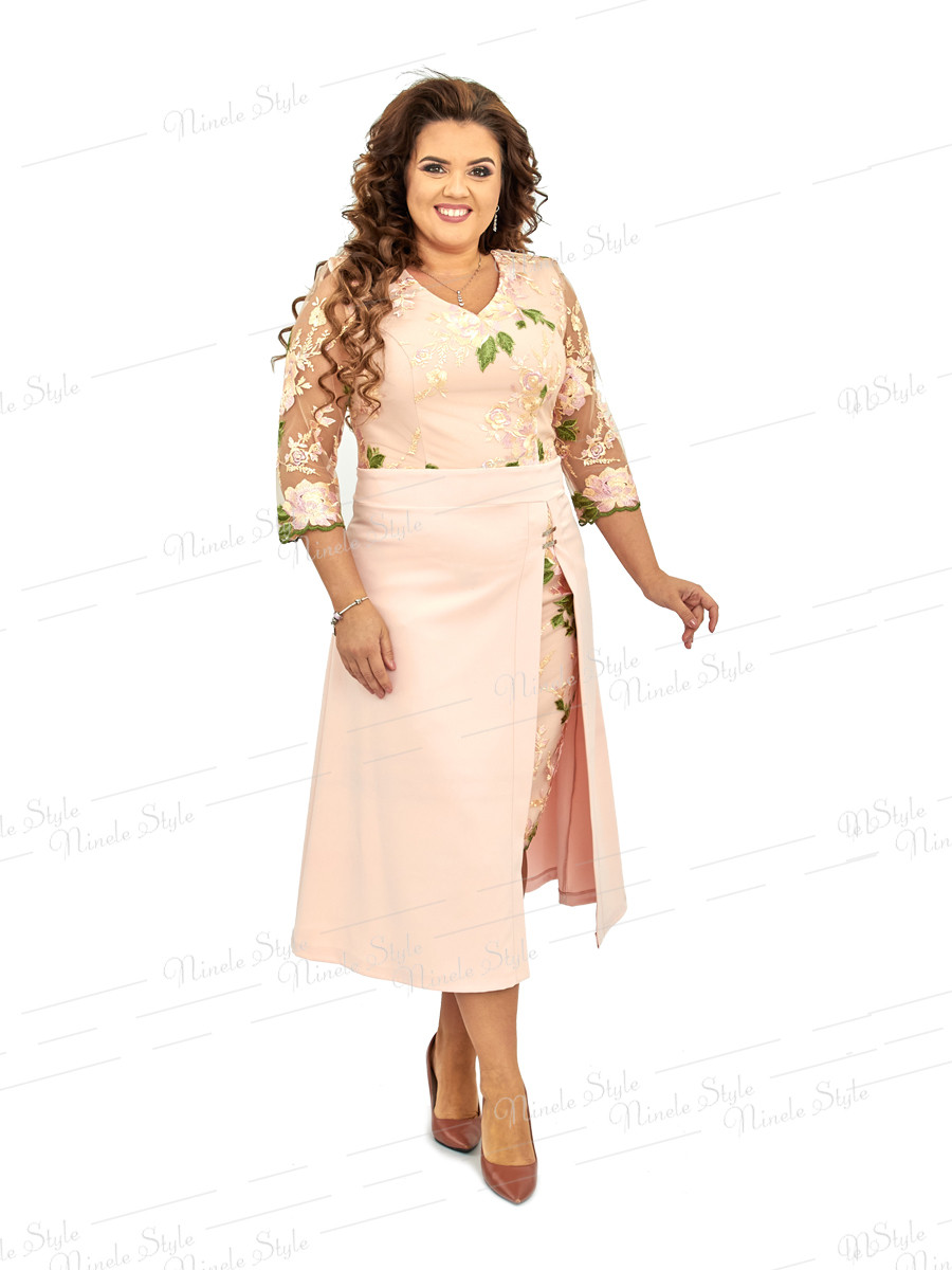 Нарядное платье 421-1 52