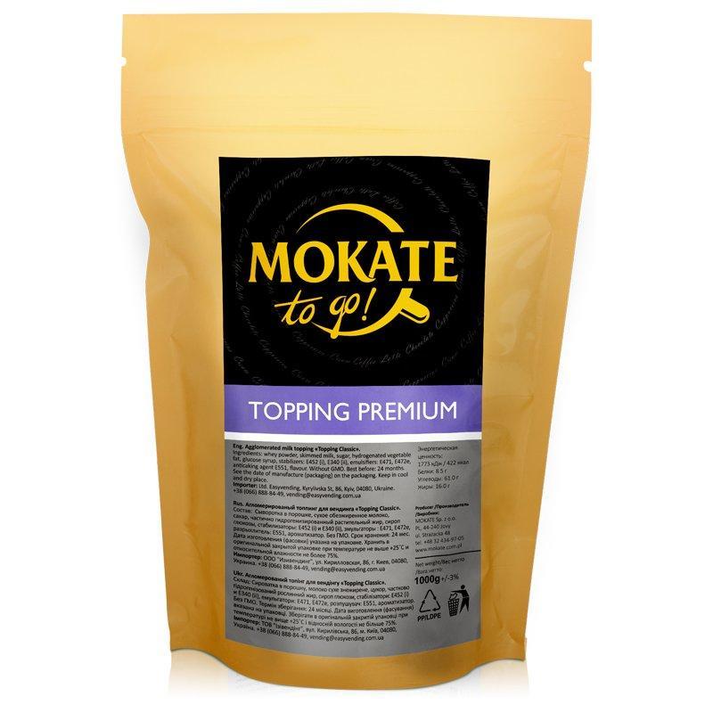 Сливки Mokate Topping Premium 750 г