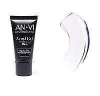 Акрил - гель ANVI для ногтей Instant Clear 30мл