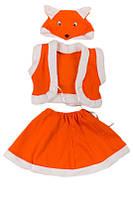 Карнавальный костюм 110-116 см Лисичка (К3603), фото 1