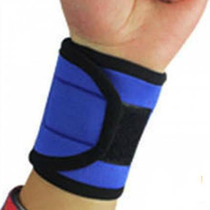 Підтримка для зап'ястя руки Sunex Wrist Wrap Support, фото 2