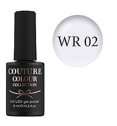 Гель-лак для ногтей COUTURE Colour WINTER ROSEATE WR02 9 мл