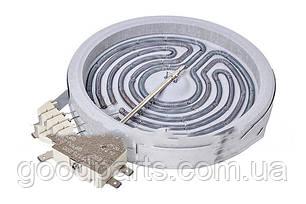 Конфорка для стеклокерамической поверхности Beko 1200W 162926016, фото 2