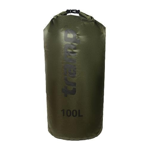 ГермомешокPVCDiamondRip-Stop100л Tramp TRA-210-olive
