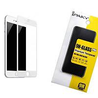 3D стекло iPaky для iPhone 7 Plus/8 Plus White (iP3822), фото 1