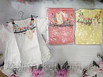 """Блузка детская летняя с вышивкой  на девочку 1-4 года (3 цв) """"FUNTIK"""" купить недорого от прямого поставщика"""