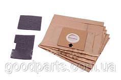 Мешок бумажный 5 штук + фильтр для пылесоса Gorenje 342253
