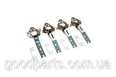 Петли двери (4шт) для холодильника Bosch 268700