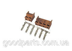 Комплект разъемов подключения к плите Bosch 176357