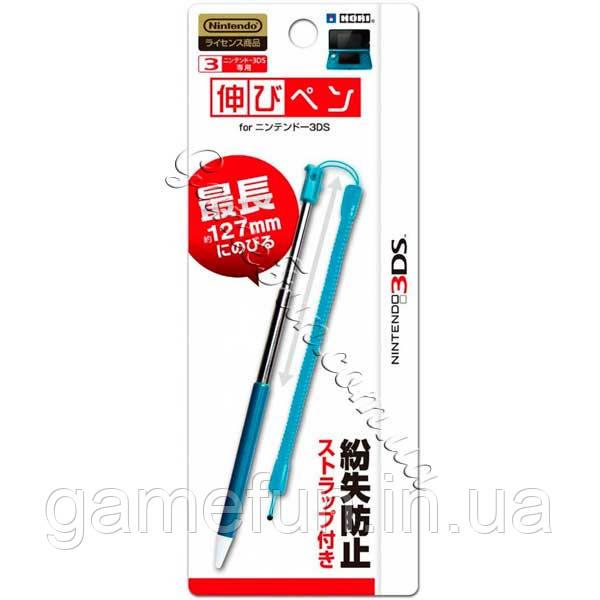 Выдвижной стилус (Blue) (Hori) (Original) 3DS