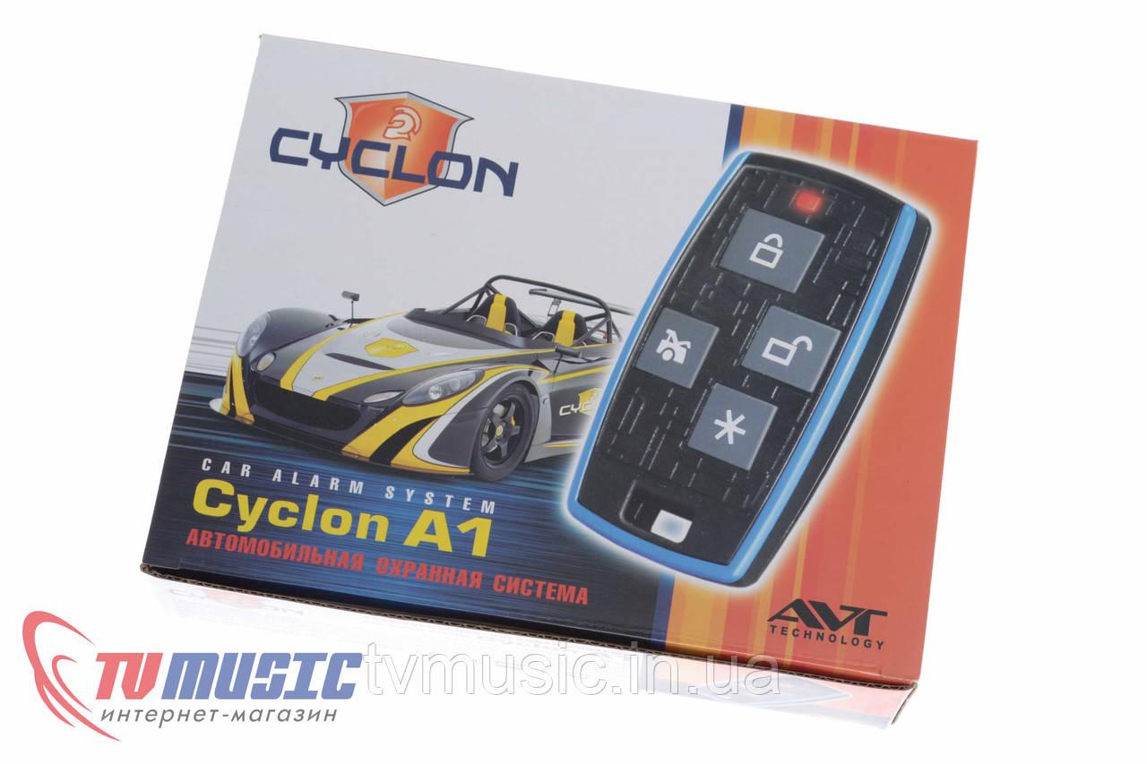 Автосигнализация Cyclon A1