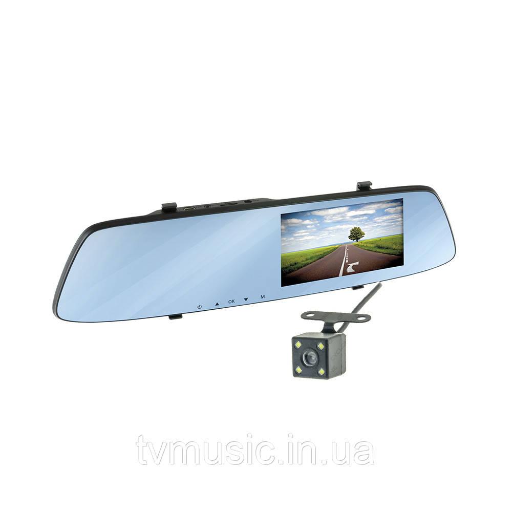 Зеркало-видеорегистратор CYCLONE MR-54