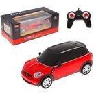 Машинка на радиоуправлении Mini Cooper red 1:24 № 27022