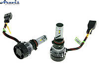 Автомобильные светодиодные LED лампы  Cyclone 5000K type 19 комплект для авто