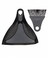 Совок и щетка Summit Pop Flexi Dustpan And Brush