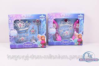 Аксессуары для девочек Frozen в коробке 27/25/5см. 001B/02B/03B
