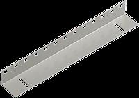 Уголок лицевой панели щмп-3 pro (2шт/компл) иек [y-pl-u-3-0]