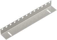 Уголок лицевой панели щмп-5 pro (2шт/компл) иек [y-pl-u-5-0]