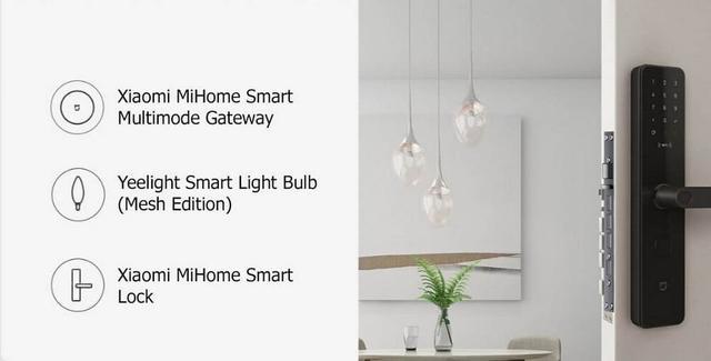Главный блок управления умным домом Xiaomi Mijia Smart Multi-Mode Gateway ZNDMWG03LM