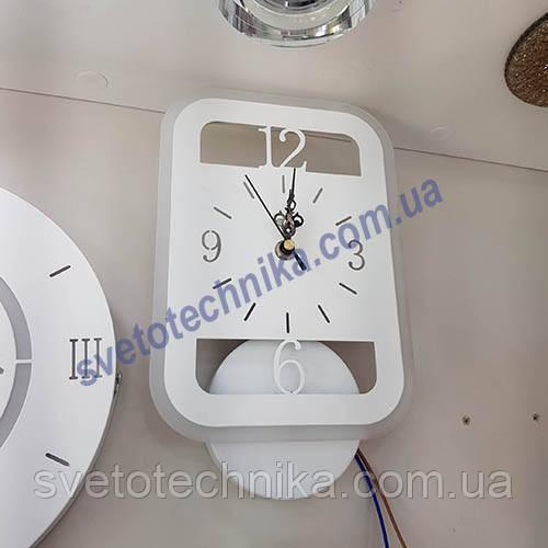 Часы с Led подсветкой 833