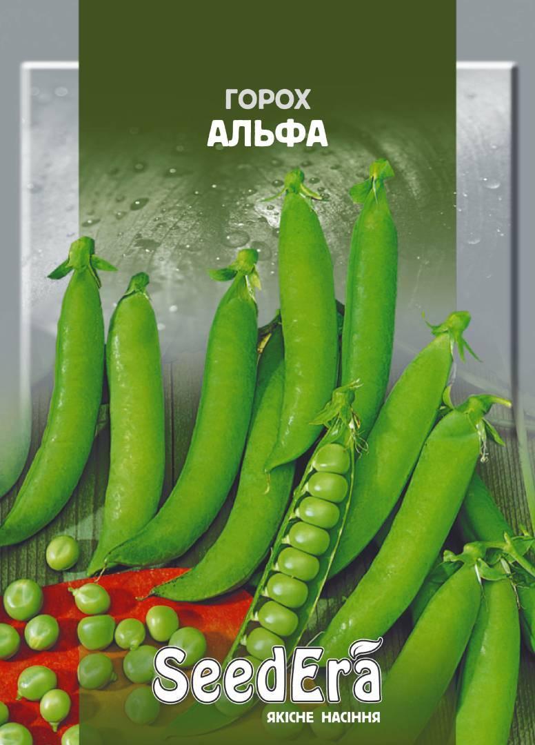 Альфа (20г) - Насіння гороху, SeedEra