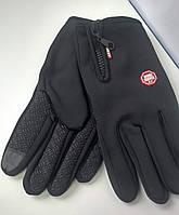 Сенсорные термо-перчатки Wind Stopper HKXY/GOHIKE черный, 5 (M): 8.5 9.0 см