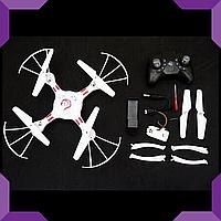Квадрокоптер c WiFi камерой ,летающий дрон, QY66-X05