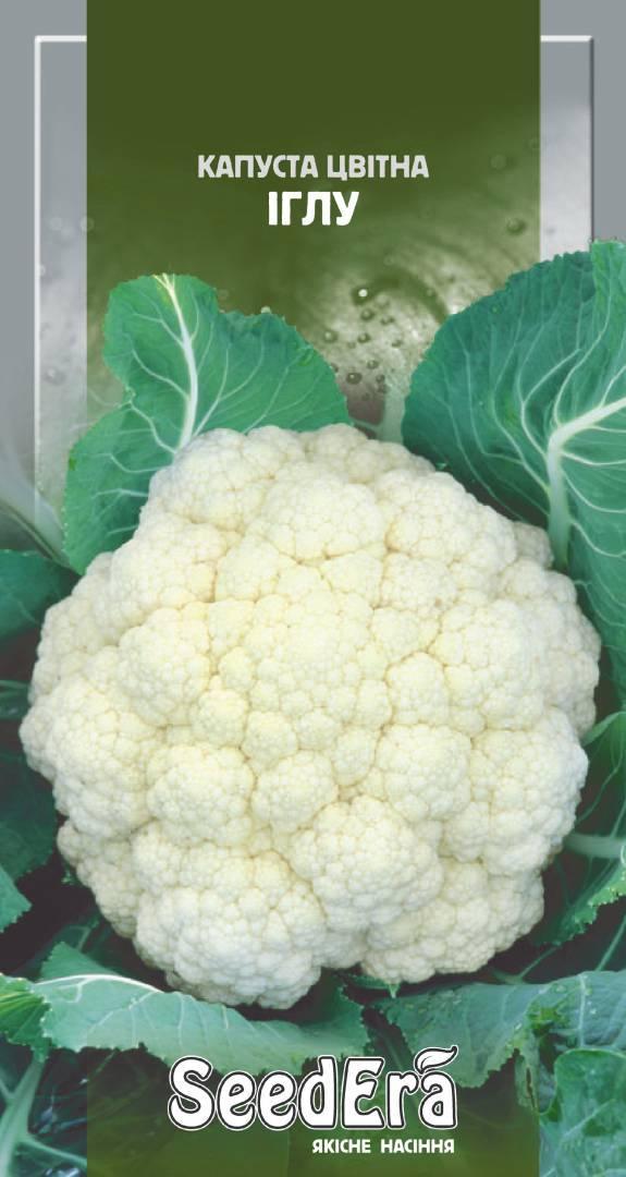 Иглу (30шт) - Семена капусты цветной, SeedEra
