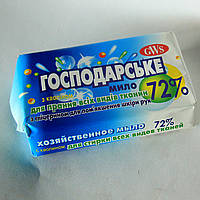 """Мыло"""" Хозяйственное"""" з каолином для стирки всех видов тканей 72% н.м.135г"""