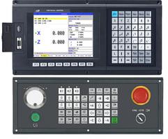 """Система ЧПУ SZGH-CNC1000MDb-4 для фрезерных станков с панелью оператора """"А"""""""