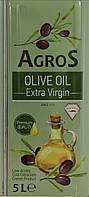 Оливковое масло AgroS 5 л