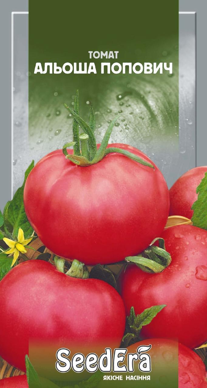 Насіння томату Альоша Попович (0,1г) SeedEra