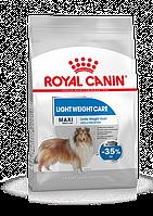 Корм для собак крупных пород c избыточным весом ROYAL CANIN MAXI LIGHT WEIGHT CARE, 10 кг